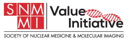 SNMMI Value Initiative
